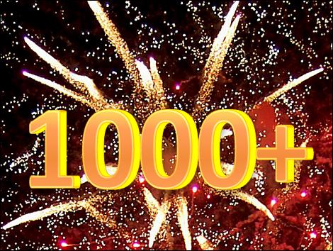1000 unique listens up your marketing